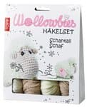 Set de laine � crocheter Wollowbies Chantal