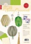 Plissé set 'Sunny Ornaments', 75-delig