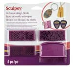 Sculpey® Technique Design Blocks, for...,