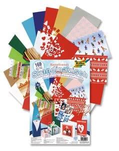 Ideas creativas 'Navidad escandinava', 169-piezas