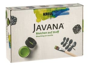 Javana-Set 'Bleichen auf Stoff'