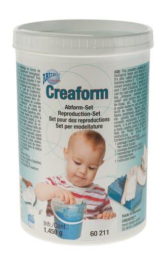 Creaform abformset