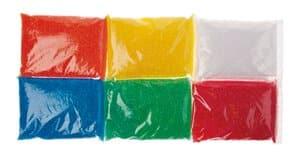 SUPER set risparmio Colouraplast, 6 colori/3000g