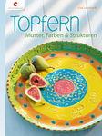 Duits boek 'töpfern, Muster, Farben & Strukturen'