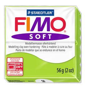 Masa para modelar FIMO soft (57 g) verde manzana