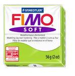 FIMO soft Modelliermasse, 57 g apfelgrün