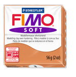 ..Fimo soft bar, cognac