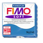 Fimo Soft Bar, 56 g Blue