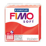 Fimo Soft Bar, 56 g Indian Red