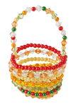 Kit de perlas cestitos de Pascua