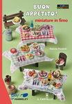 Libro 'Buon Appetito! Miniature in fimo'