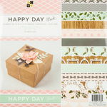 Motif pad - Happy Day, 48 sheets