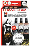 Fashion-Shimmer Marabu 3 x 100 ml Classic Glam