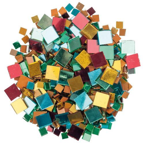 Tessere a specchio per mosaico colori vari opitec - Colori a specchio ...