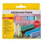 EBERHARD FABER® Street chalk 6 pcs