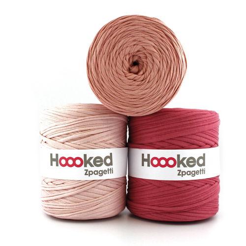Zpagetti Bänder 120 M Vintage Pink Shades Opitec