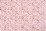 Motiv-Naturkarton Blumen rot   (50 x 70 cm)