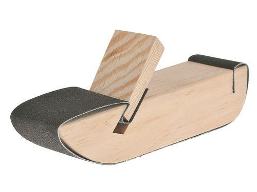 Lijadora manual de madera 25 x 25 x 130 mm opitec - Lijadora para madera ...