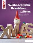 Buch 'Weihnachtliche Dekoideen mit Beton'