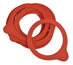 Weck - storage glass sealing rings, pack of 10