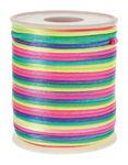 Cordón de nylon (50 m x 2 mm) multicolor