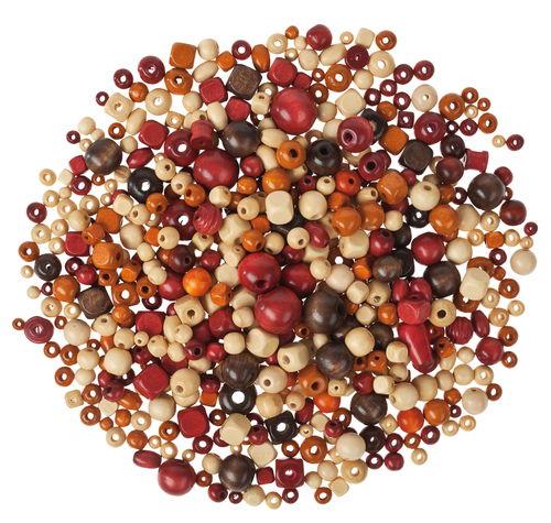 design di qualità 6bc88 728eb Perline naturali per bigiotteria, 2ª scelta, 500g - Opitec ...