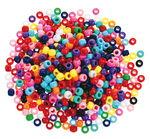 Perlas de plástico - Pops, 1000 ud.