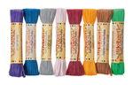 Raphia synthétique mat, Divers colori...,