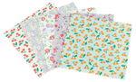 Fabric set - Mix, Patchwork fabric pi...,