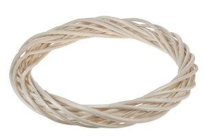 Corona di salice chiara, ø 400x50 mm
