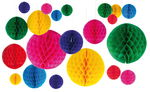 Honeycomb paper ball,