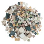 Marble - Mosaic mix, both sides smoot...,
