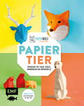 Libro D Paperwolf - Animali di carta, 1 set