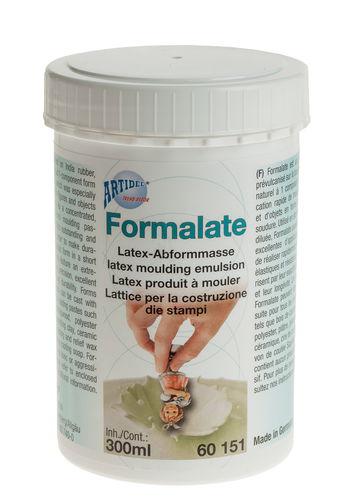 Formalate latex abformmasse