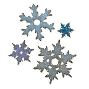 Sizzix® Bigz[TM] L Die - Stacked Snowflake