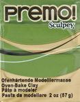 Modelliermasse Premo, 57 g olivgrün