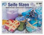 Geschenkpackung 'Seife filzen'