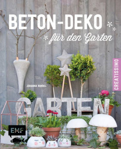 buch 39 beton deko f r den garten 39 opitec. Black Bedroom Furniture Sets. Home Design Ideas