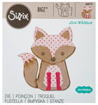 Sizzix Bigz Die - Fox#2 By Lori Whitlock
