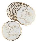Etiquettes autoadhésives -Happy Birthday-...