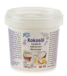 Kokosolie (basis) 120 g