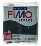 FIMO® Effect 57 g, Pearl Black