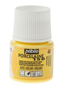 Colore per porcellana-Porcelaine 150, giallo, 45ml