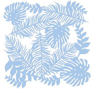 Schablone Mask Stencil Plants (30 x 30 cm)