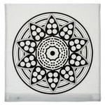 Funda de cojín - Mandala (40 x 40 cm)