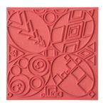 Plancha para relieves - Geometrías (90 x 90 mm)
