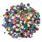 Mosaico di carta, cerchi, 200 g