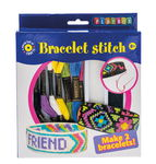 Set creativo - ricamare braccialetti,