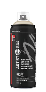 Pintura en spray Marabu Artist (400 ml) arena