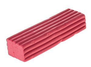 Pâte à modeler - Becks Plastilin, rouge